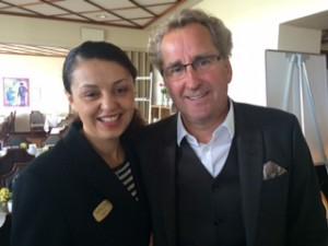Fångade Carla, Hotell Svea, på samma bild som Erik Hamrén!