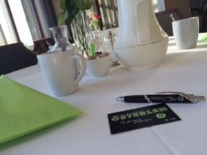 107 st företagare checkade in på Hotell Svea, en av de senast tillkomna medlemmarna i NÖ