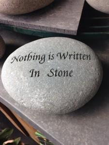 nothing-is-written-in-stone-527756_1280 kopia
